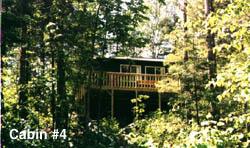 ely resort rental cabins