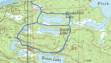 hiking trails opportunities