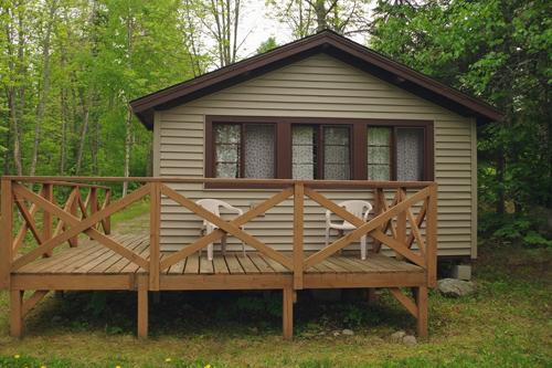cabin #3 resort ely MN