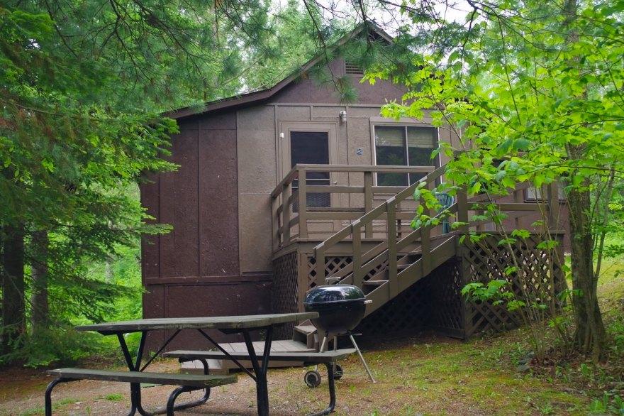 Ely MN Resort Cabin #2