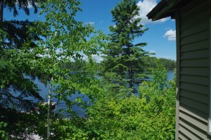Cabin # 5 Deck View