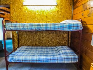 Cabin #2 Bunk Beds