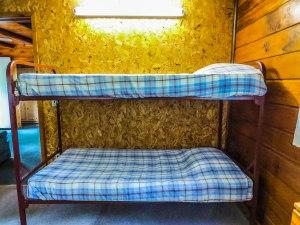 Cabin #2 Bunk Beds