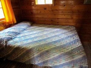 Cabin #3 Bedroom