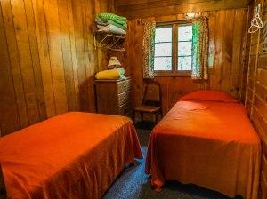 Cabin #6  3rd Bedroom