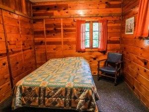 Cabin #6 2nd Bedroom