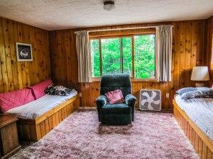 TreeTop Haus Living Area