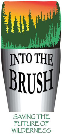 Into The Brush - Saving the Future of Wilderness - One Stroke at a Time