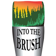 Into The Brush Logo