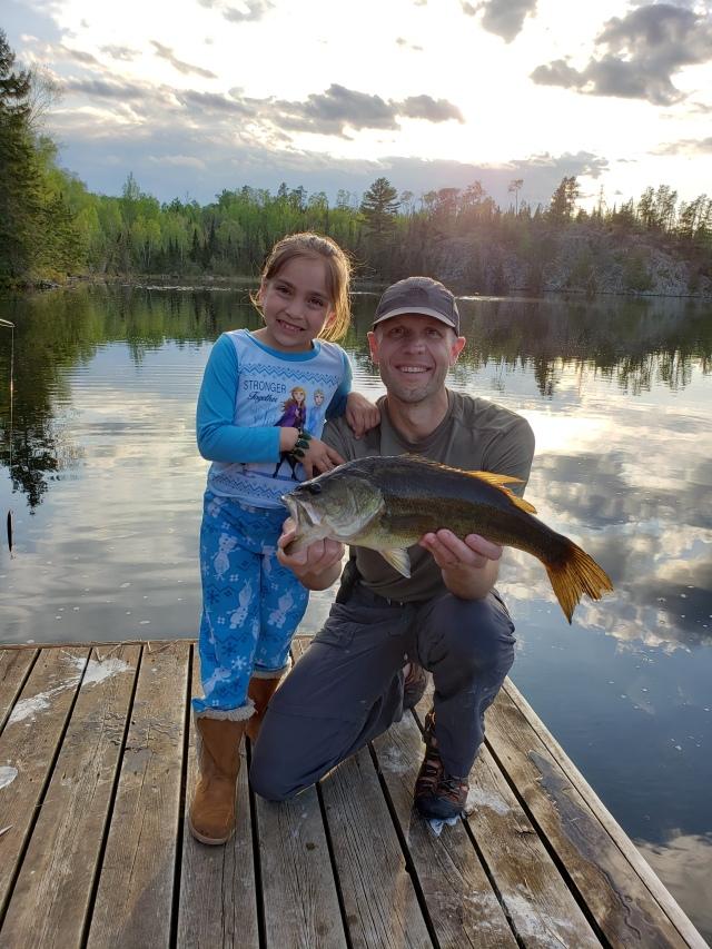 Jasper Lake Bass